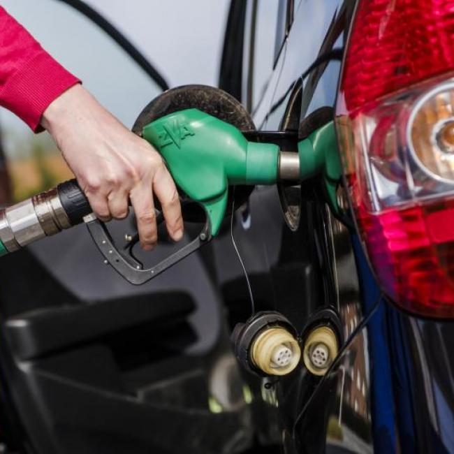 benzine bestellen esso